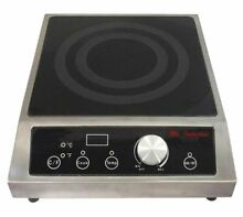 3400W Commercial Induction  Countertop