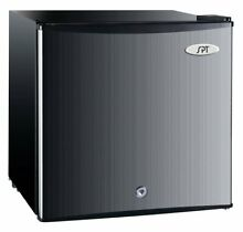 1 1 cu ft  Upright Freezer with Energy Star   Stainless Steel