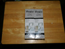 2x Whirlpool Fridge Freezer Ice Maker Filter  F2WC9I1