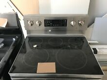 SAMSUNG NE59M4320SS Electric Range Convection 30  5 9CF   Stainless Steel