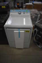 GE GTD33EASKWW 27  White Front Load Electric Dryer NOB  39827 HRT