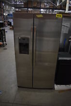 GE GSS25GSHSS 36  Stainless Side By Side Refrigerator  39899 CLN