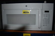 GE JVM3160DFWW 30  White Over The Range Microwave  33324 HRT