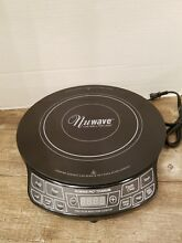 NuWave Titanium 30341 CQ 1800W Highest Powered Induction Cooktop