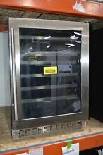 Danby DWC053D1BSSPR 24  Stainless Built In Wine Cooler NOB  13622 MAD