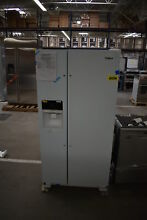 Whirlpool WRS321SDHW 33  White Side By Side Refrigerator NOB  39962 HRT