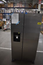 Whirlpool WRS315SDHZ 36  Stainless Side By Side Refrigerator NOB  39965 HRT