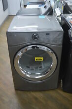 Whirlpool WED87HEDC 27 Chrome Shadow Front Load Electric Dryer NOB  38714 MAD
