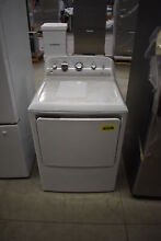 GE GTD45EASJWS 27  White Front Load Electric Dryer NOB  40025 CLW