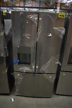 GE GFE24JSKSS 33  Stainless French Door Refrigerator NOB  40027 CLW