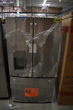 GE GFE26JSMSS 36  Stainless French Door Refrigerator NOB  40031 CLW