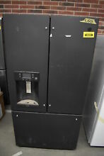 GE CFE28UELDS 36  Black Slate French Door Refrigerator  40054 CLW