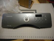 Samsung  Steam  Dryer Control Panel Only No Electronics Free Shipping  C