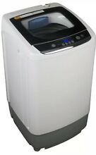 Black   Decker 0 9 Cubic Foot Compact Portable Washer Clothes Washing Machine