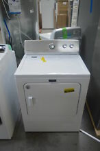Maytag MEDC215EW 29  White Front Load Electric Dryer NOB  25747 CLW