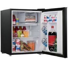 Mini Fridge Freezer Compact Refrigerator College Dorm Room Beer Soda Food Cooler