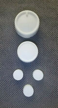 Bosch Thermador Oven White Knob Set 14 37 389 1014020 1018991 1019052