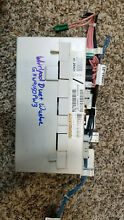 Whirlpool Duet Control Board came off Washer Model GHW9150PW3