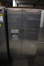 Whirlpool WRS325FDAM 36  Stainless Side by Side Refrigerator NOB  15057 CLN