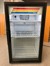 Beverage Refrigerator Glass Front Commercial True Manufacturing