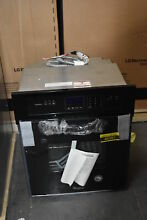 Whirlpool WOS11EM4EB 24  Black Single Electric Wall Oven NOB  40387 HRT