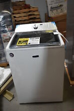 Maytag MVWB835DW 28  White Top Load Washer 5 3 Cu Ft NOB  40420 CLN