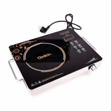 Electric Range Cooktop Hot Plate Portable Hightlight Ceramic Glass Kitchen Cook