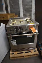 Fisher Paykel RDV2305N 30  Stainless Convection Dual Fuel Range NOB  40304 HRT