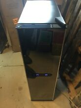 Wine Enthusiast 272 03 18 05 Silent 18 Bottle Dual Zone Wine Cooler with