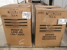 Sears Kenmore  Whirlpool  Washer   Gas Dryer Pair 27132 77132  BRAND NEW SEALED