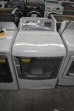 GE GTD86ESSJWS 28  White Front Load Electric Dryer NOB  28395 CLN