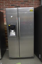 Samsung RS25H5111SR 36  Stainless Side By Side Refrigerator NOB  33968 HRT