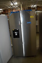 Whirlpool WRS555SIHZ 36  Stainless Side By Side Refrigerator NOB  40574 HRT