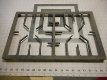 Gas Range Cooktop Cast Iron Burner Grate   New Part    A