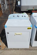 Whirlpool WED49STBW 30  White Front Load Electric Dryer NOB  23738 CLW