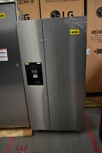 Whirlpool WRS321SDHZ 33  Stainless Side By Side Refrigerator NOB  40631 CLN