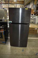 LG LTCS24223D 33  Black Stainless Top Freezer Refrigerator NOB  38026 CLW