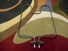 Frigidaire Gibson Oven Bake Element Vintage Part Made in USA 7526607   12