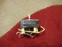 Frigidaire Burner Control Switch Range Stove 1133428 Vintage GM Made in USA