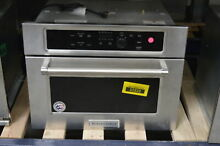KitchenAid KMBS104ESS 24  Stainless Built In Microwave Oven  32021 HRT