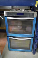 Whirlpool WOD97ES0ES 30  Stainless Double Electric Wall Oven NOB  33494 HRT