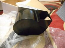GE Range Downdraft Blower Motor Assembly W Capacitor NEW Part Free Shipping   A