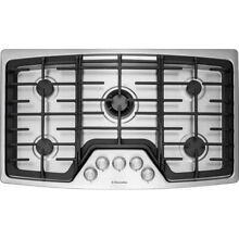 Brand New Electrolux 36 in 5 Burner Stainless Steel Gas Cooktop