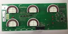 Wolf 815597 Electric Cook Top Control Board 36E