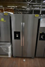 Whirlpool WRS325SDHZ 33  Stainless Side By Side Refrigerator  39269 HRT