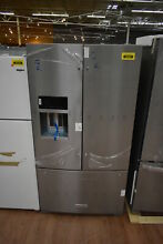 KitchenAid KRFF507HPS 36  Stainless French Door Refrigerator NOB  39559 HRT