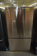 GE Cafe CWE23SSHSS 36  Stainless CD French Door Refrigerator  30046