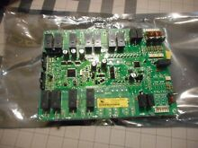 Wolf Double Oven  E Series  Relay Board NEW Part Free Shipping   A