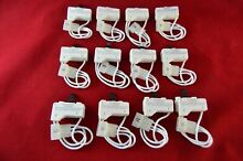 3406107 WHIRLPOOL KENMORE SEARS MAYTAG ROPER DRYER DOOR SWITCH  12 PACK