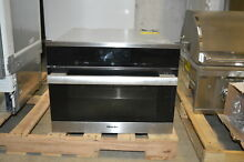 Miele ContourLine M Touch DGC6700 24  Stainless Combination Steam Oven  21225